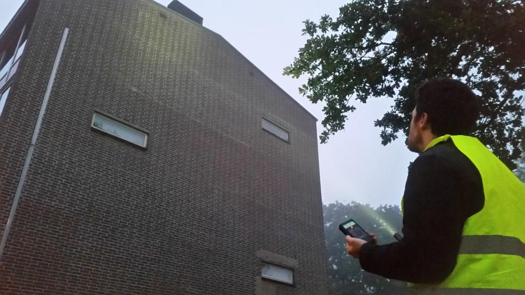 Vleermuizenonderzoek Apeldoorn
