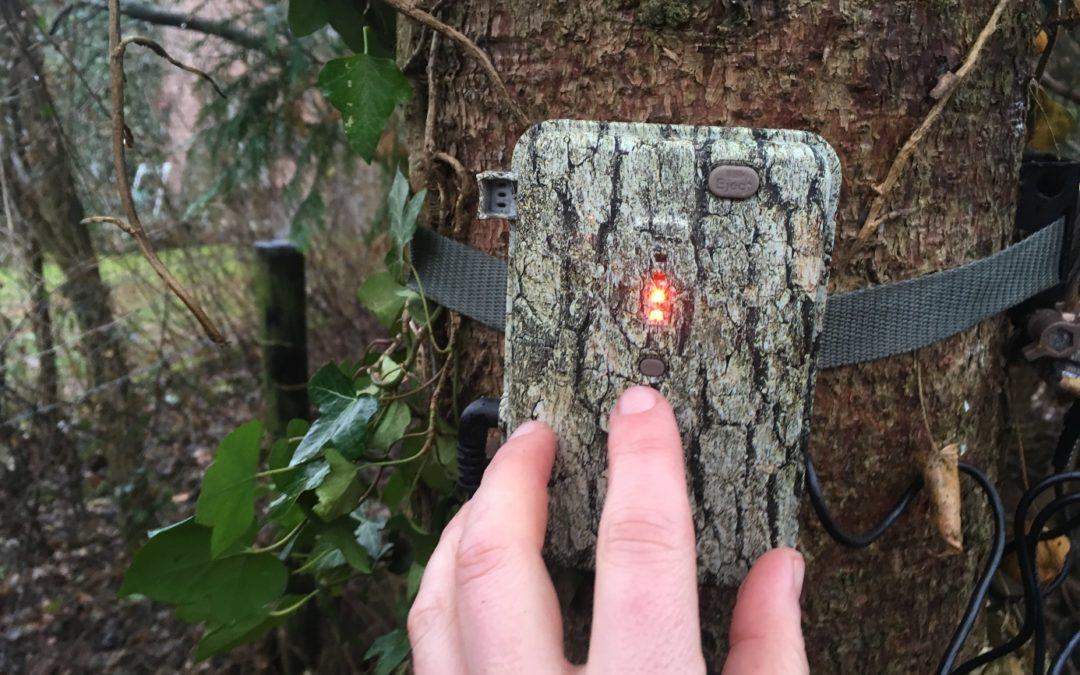 Testen van de Browning Batterypack