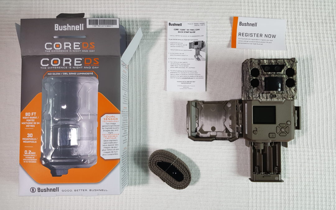 Bushnell Core DS 30MP No Glow: Score 7,2