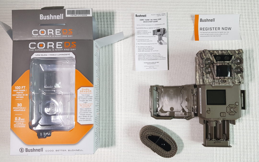 Bushnell Core DS 30MP Low Glow: Score 6,6