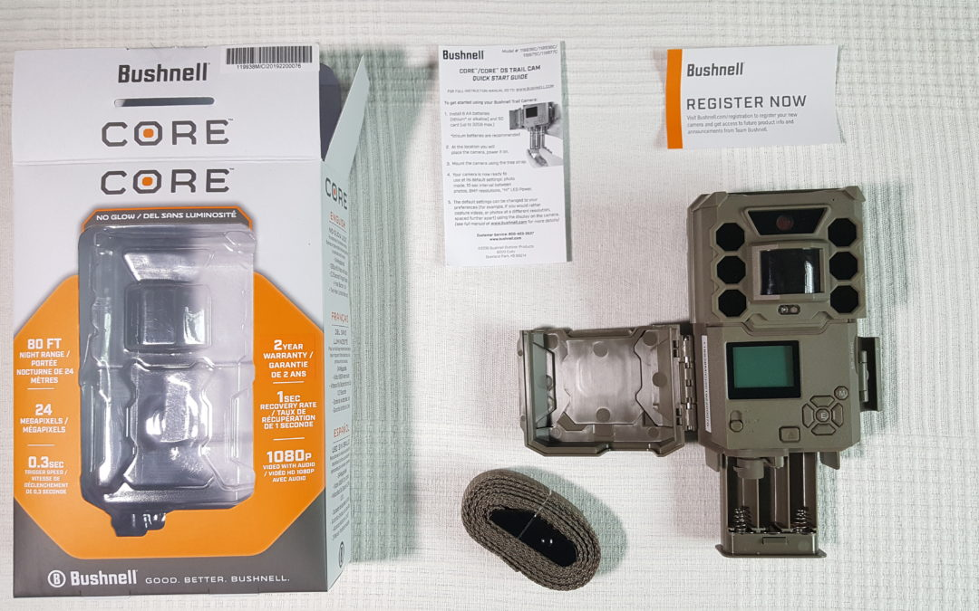 Bushnell Core 24MP No Glow: Score 7,2