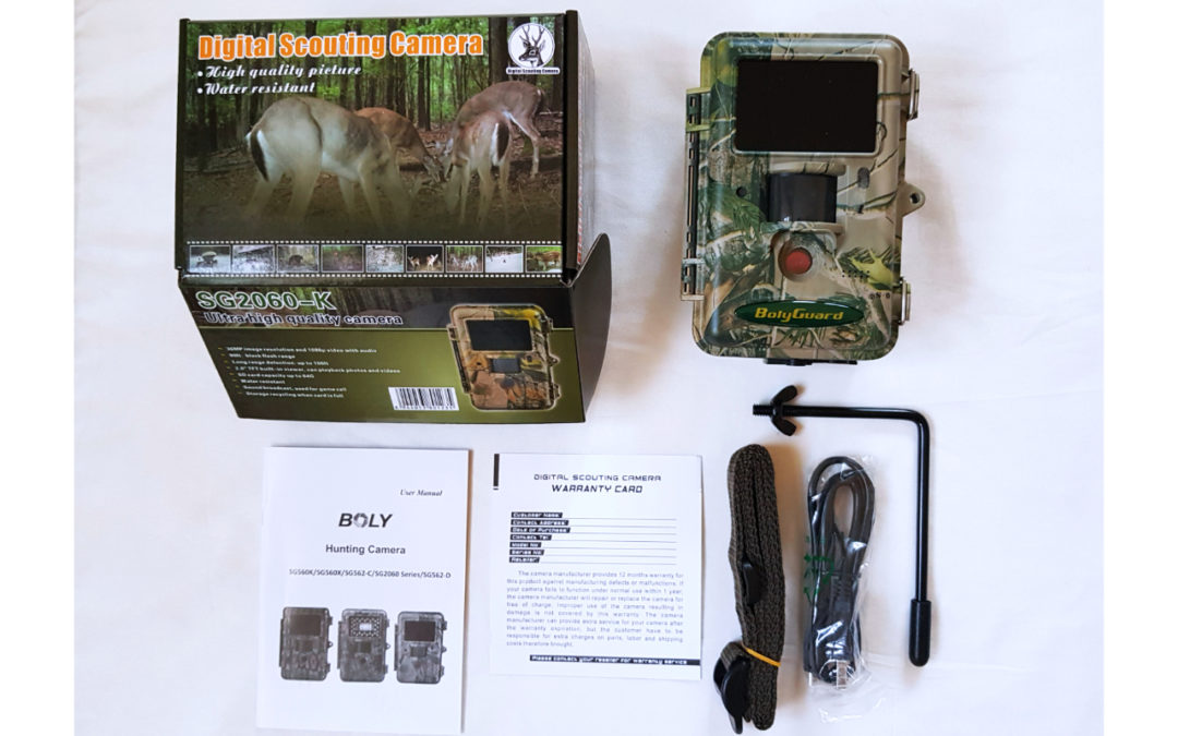 Scoutguard SG2060-K