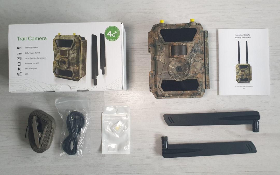 Snyper Commander 4G Wireless: Eindscore 6.5